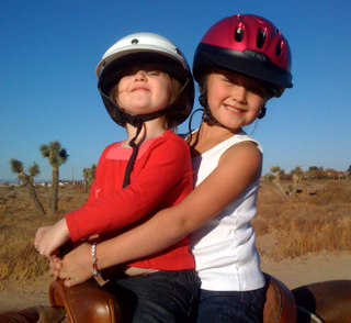 My Little Cowgirls